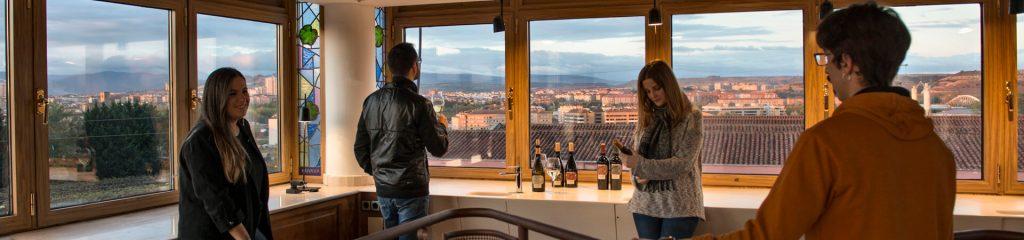 Ruta del Vino de Rioja Alta Cabecera viajar con AMIGOS