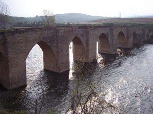 Ruta del Vino de Rioja Alta puente de briñas