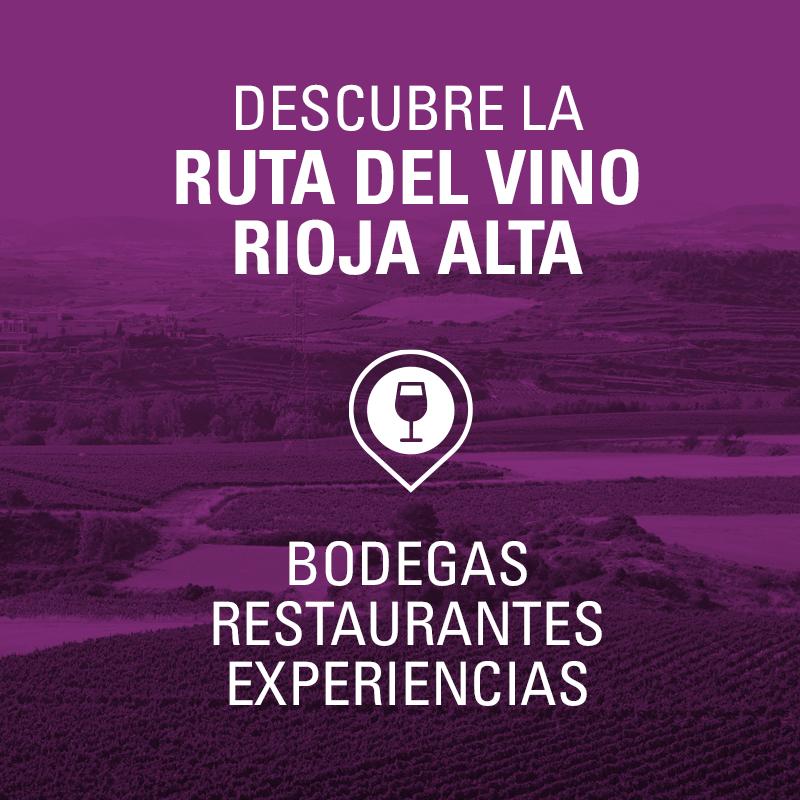 Desubrel la Ruta del vino Rioja Alta