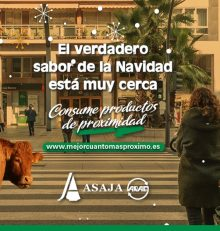 ARAG-ASAJA hace campaña para animar a consumir alimentos riojanos