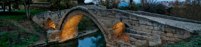 Route of the bridges of Rioja Alta