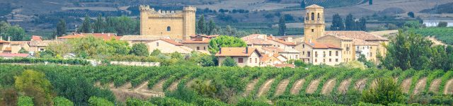 Route of the Castles of the Rioja Alta