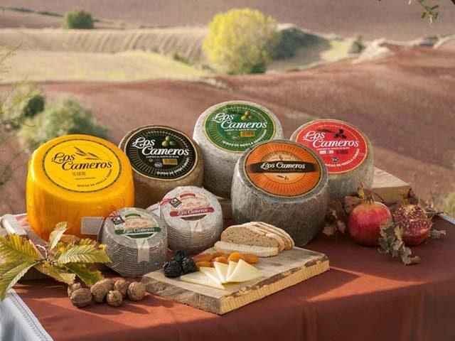 Lácteos Martínez S. L. Los Cameros Cheese