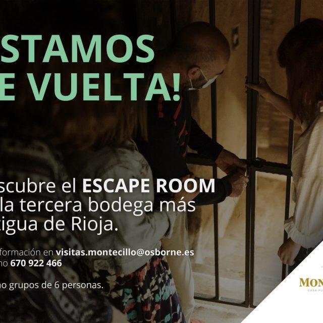 Escape Room en Montecillo