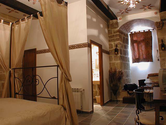Medieval Rural House Torre Fuerte 13th century