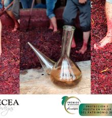 Bodegas Lecea receives the National Award for its work in preserving the Historical Heritage