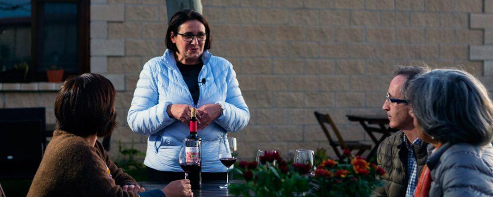 Recupera fuerzas, estrena libertad y disfruta de la vida en La Ruta del Vino Rioja Alta