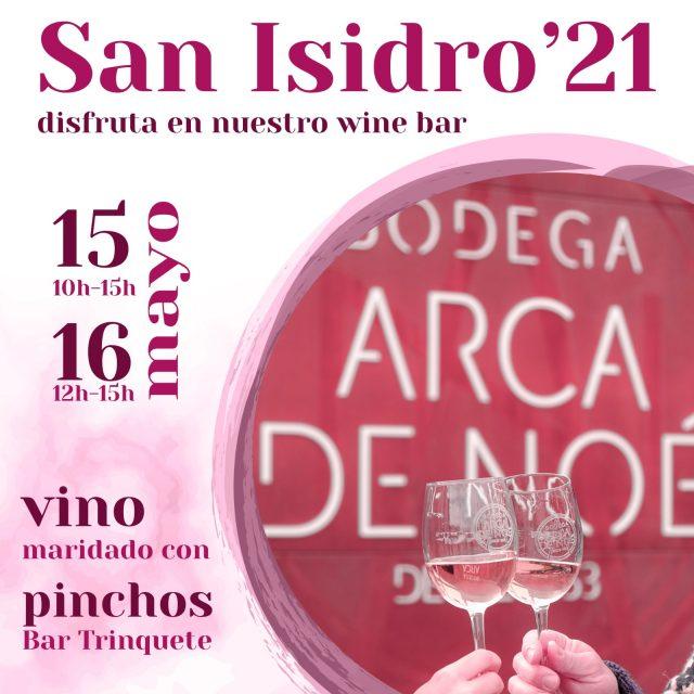 San Isidro 2021 en Bodegas El Arca de Noé