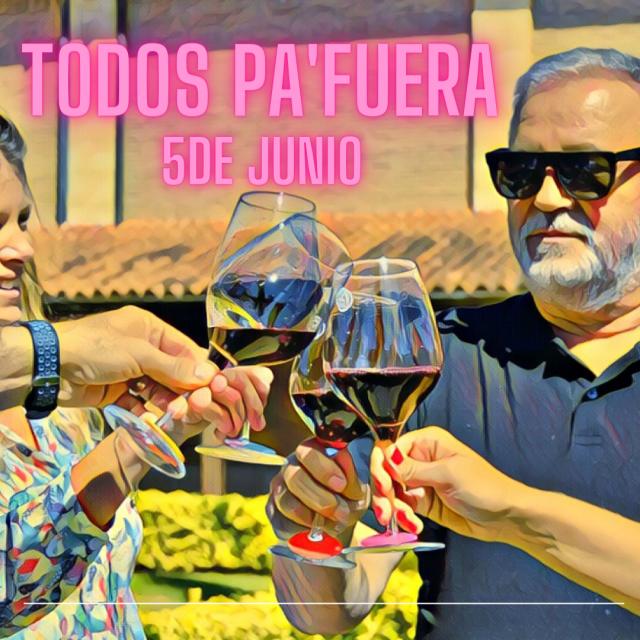 'Todos Pa' Fuera' en Bodegas Altanza