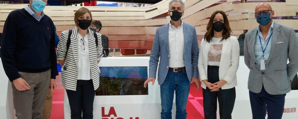 La Ruta del Vino Rioja Alta despliega sus encantos en FITUR 2021