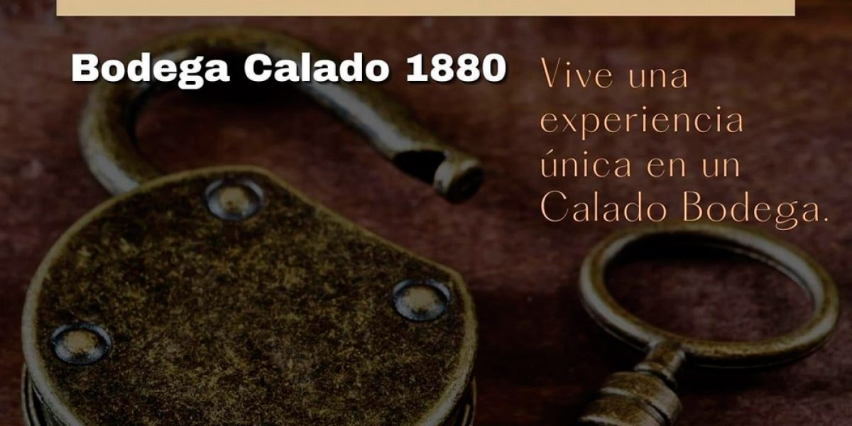 Escape Room + Vino y pincho en Calado 1880