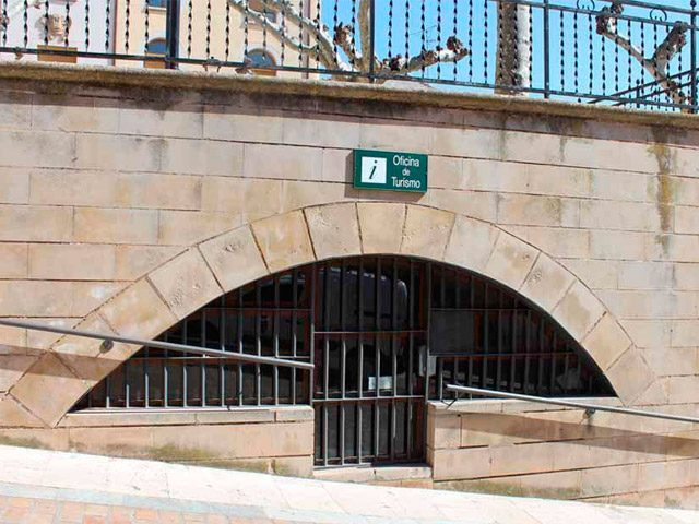 Oficina de Turismo de Navarrete