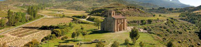 Among vineyards and history