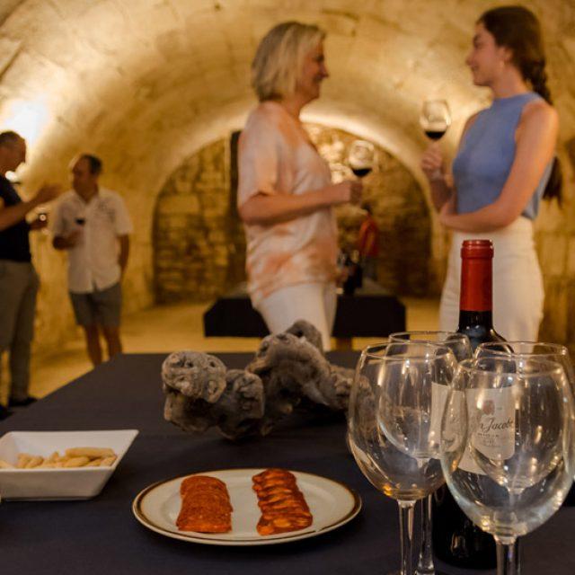 Discover Logroño underground