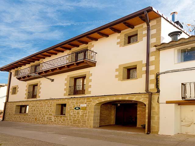 Casa Rural La Alameda Riojana La Cigüeña