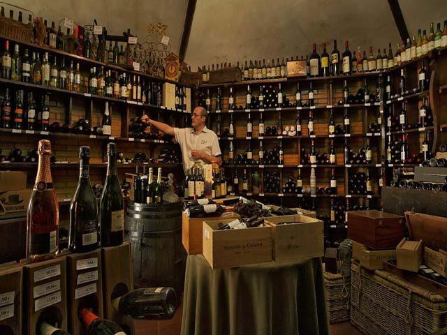 """Wine Museum """"Portal de La Rioja""""."""