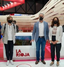 The Rioja Alta Wine Route displays its charms at FITUR 2021