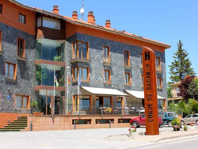 Conde de Badaran Hotel