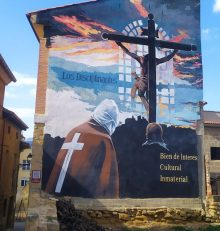 Wine tourism with art: open-air museums on the Rioja Alta Wine Route