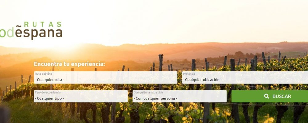 Boost the promotion of your activities on the new Wine Routes of Spain platform