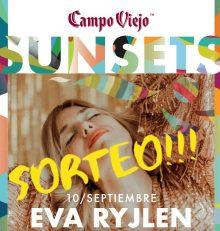 Sorteo de una entrada doble para el concierto de Eva Ryjlen en Bodegas Campo Viejo