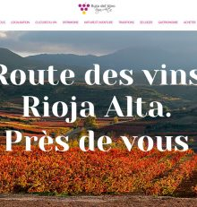 La Ruta del Vino Rioja Alta se lanza a la conquista del turista francés