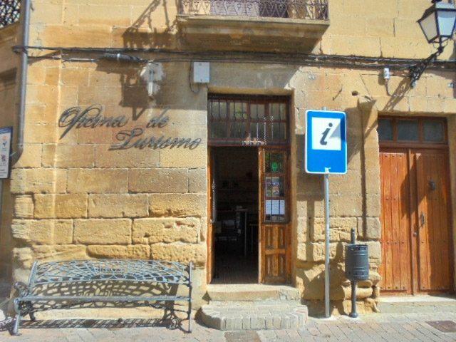 Oficina de Turismo de San Vicente de la Sonsierra