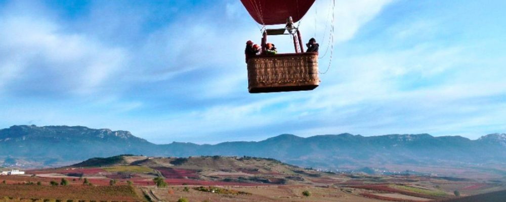 Get your heart rate up with the most thrilling activities on the Rioja Alta Wine Route