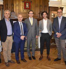 Presentación de los encuentros con la Ruta del Vino Rioja Alta