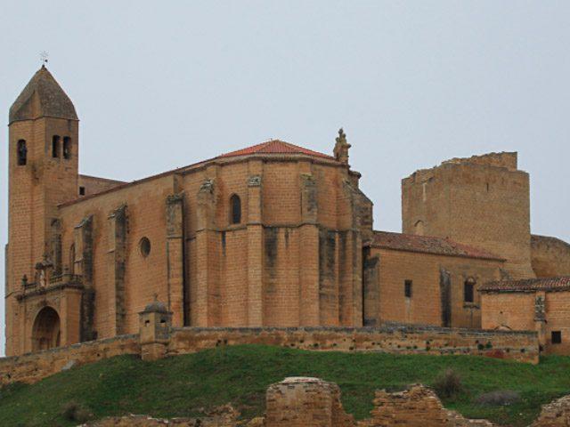 Castillo de San Vicente de la Sonsierra
