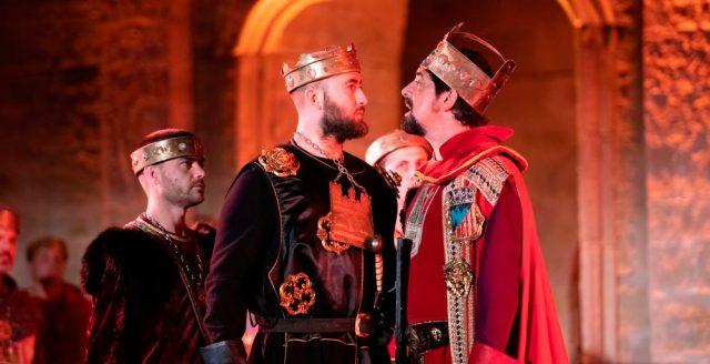 Representations and Historical Chronicles Kingdom of Nájera