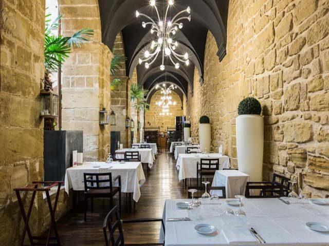 Restaurante El Claustro de Los Agustinos