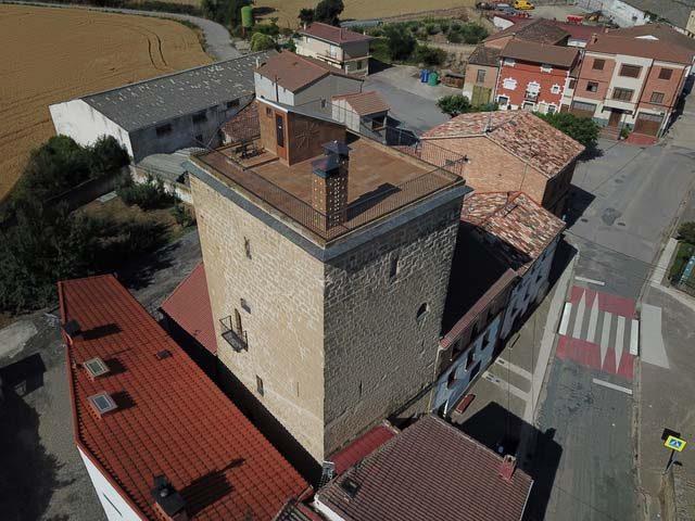 Torre Fuerte de Baños de Rioja